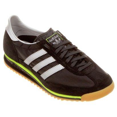 Tênis Adidas SL 72 - Marrom