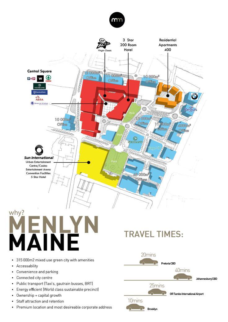 Menlyn Maine