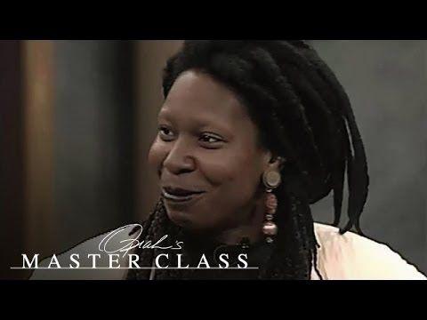 Whoopi Goldberg on the Downside of Getting an Oscar® Nod   Master Class ...