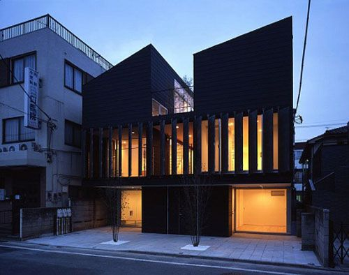 17 best images about yuno house on pinterest house for Minimalist house type 36