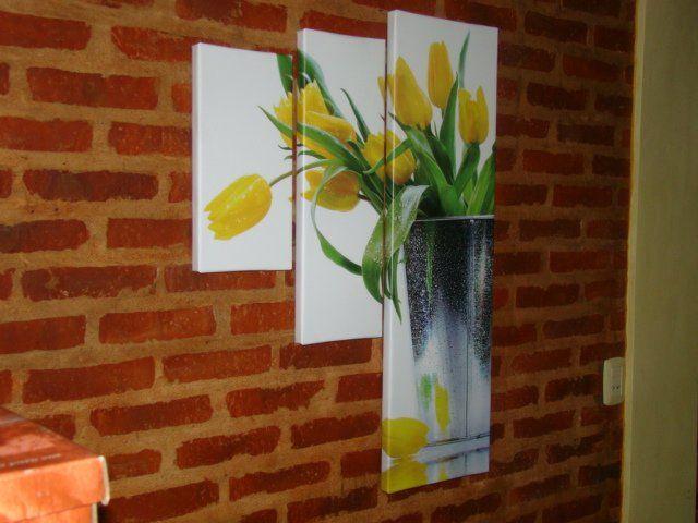 Tendencia en Arte: Cuadros tripticos ~ ModaTendencia