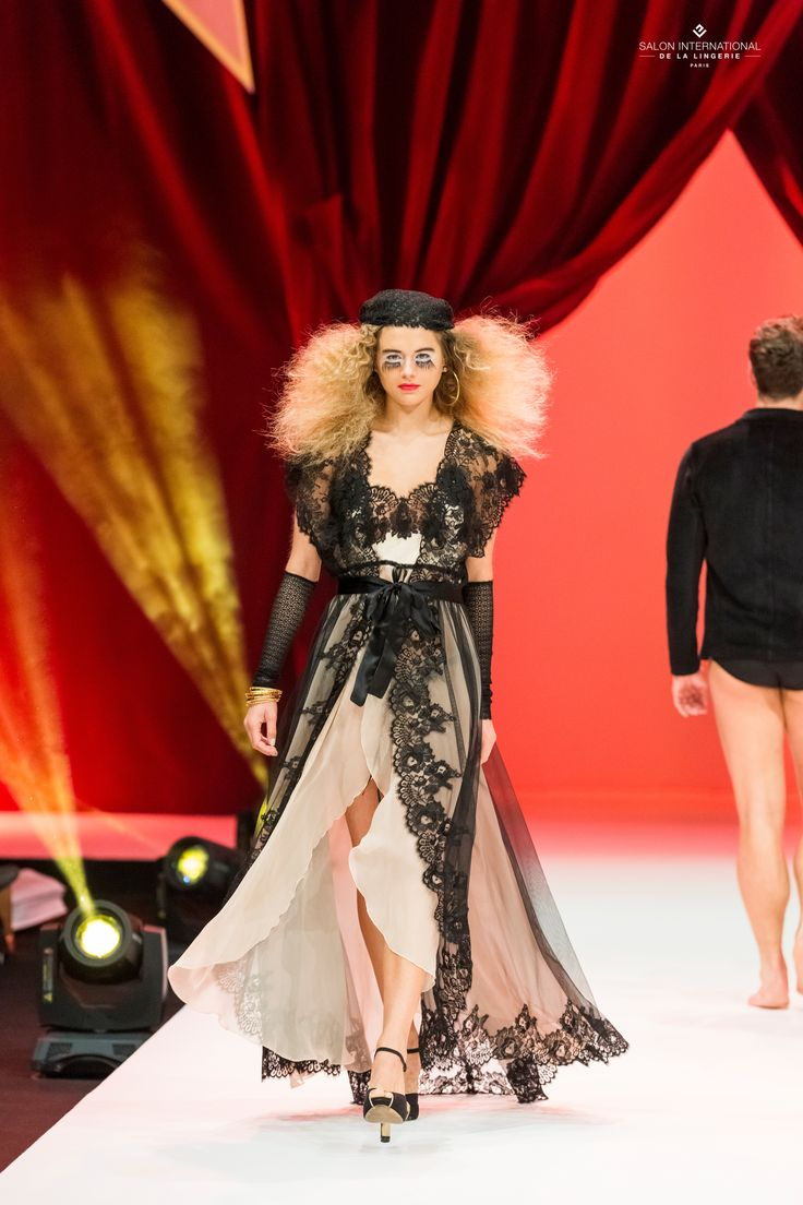 Salon International de la lingerie - JANE WOOLRICH