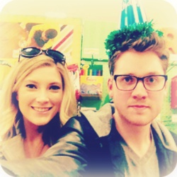 Alex Goot and Elle Fowler!!! I ship them so hard!! In Blair's recent vlogs they're seen being very...close. I hope they are together!!:)