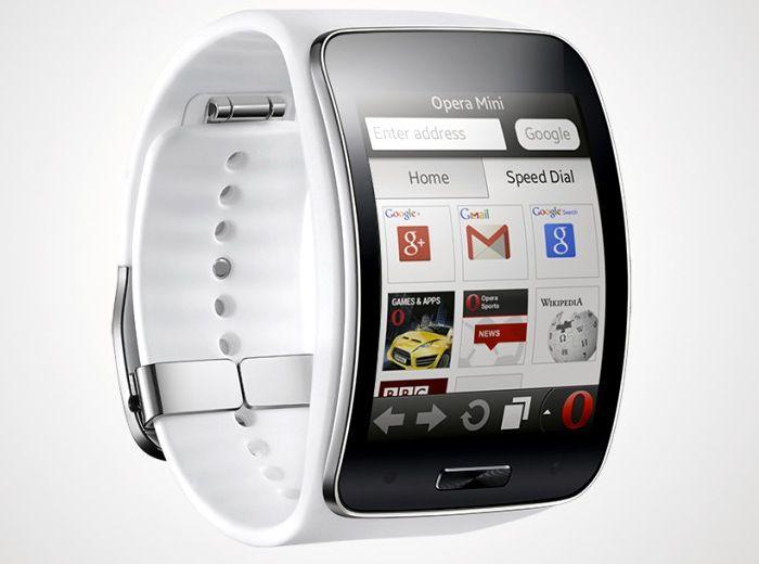 Samsung Gear S Smartwatch Receives New Opera Mini Browser App