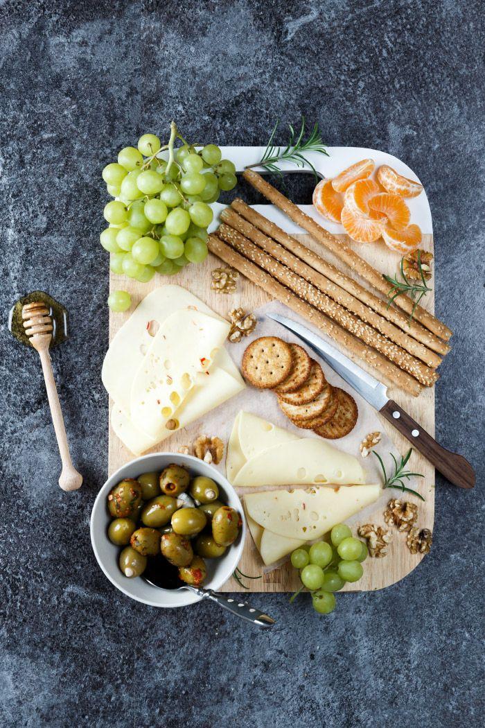 3 Käsevariationen mit Bergader Käse