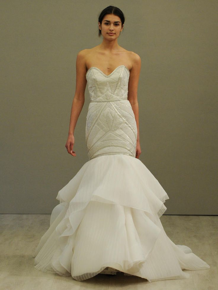 fitted wedding dresses hayley paige wedding dresses 2016 wedding