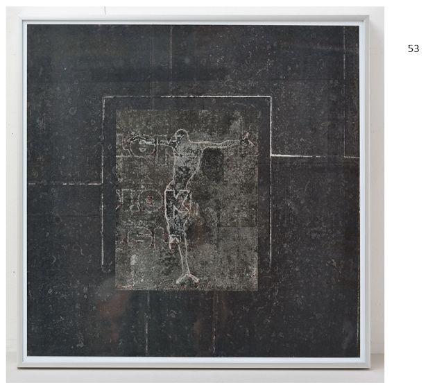 Alföldi László András: A kiállítás anyaga