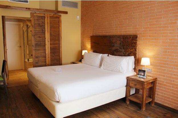 Mas Salagros, un hotel ecológico en el que el relax está garantizado :)