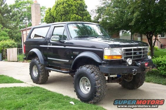 ford bronco | year make model 1995 ford bronco other ford broncos avatar