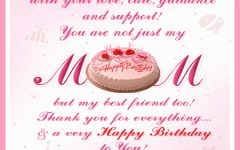 Free Happy Birthday Quotes For Mom