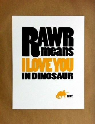 D needs this!: Rawr, Quotes, Kids Room, Funny, Boy Rooms, Dinosaurs, Baby, Little Boys Rooms, Its