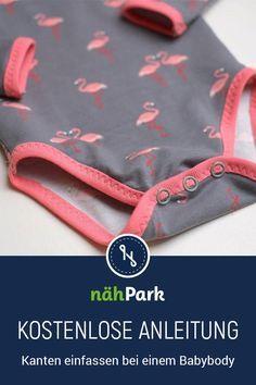 Gratis naai-instructies – Het grenzen van een baby romper tijdens het naaien is vaak niet …