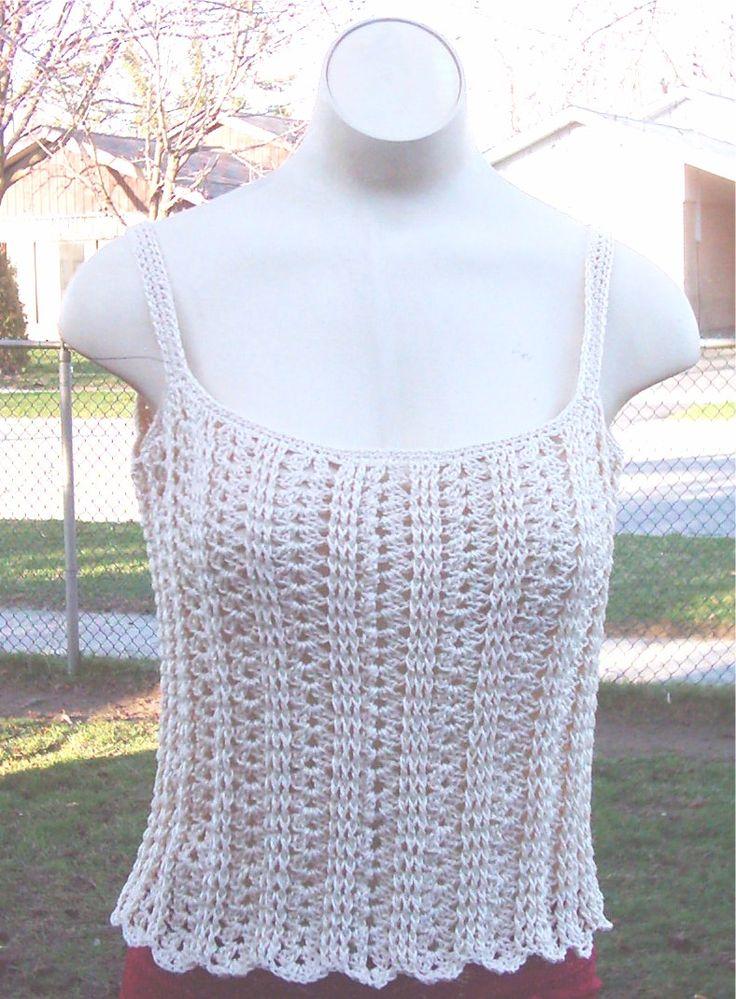 Sweetie Pie Top PDF free crochet pattern: Crochet Patterns Free Clothing, Crop Tops, Free Crochet, Sweetie Pies, Pies Cami, Crochet Tops, Cami Patterns, Crochet Free Patterns Shorts, Crochet Clothing