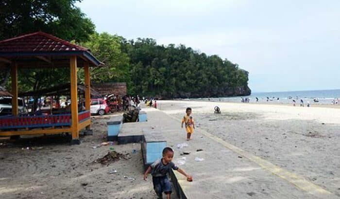 11 Tempat Wisata Kendari Mulai Dari Pulau Menawan Hingga Air Terjun Terindah Air Terjun Pulau Tempat