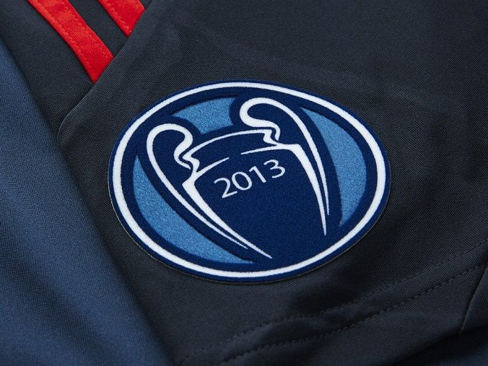 FC Bayern Champions League winners badge 2013.
