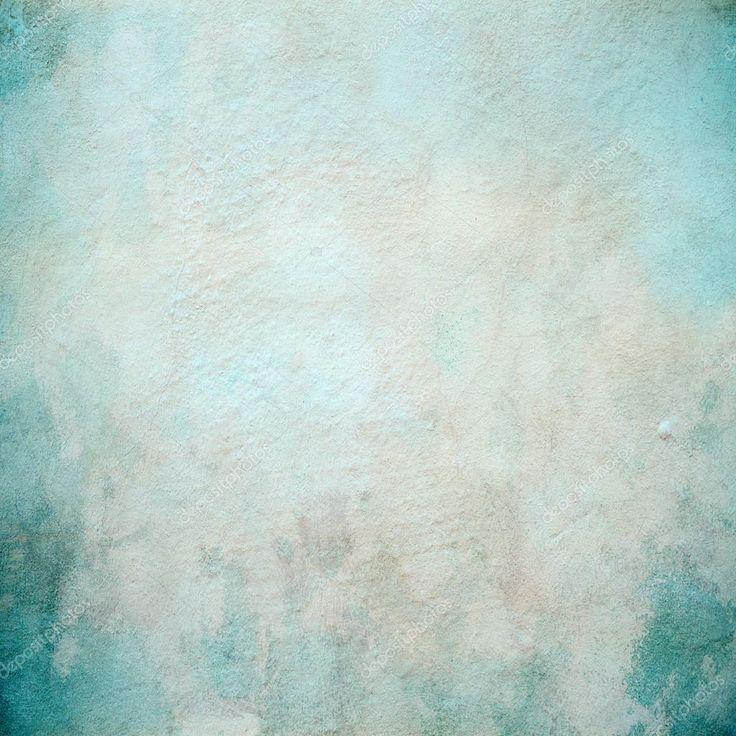 Textura hermosa pared de concreto color turquesa — Imagen de stock #36652069