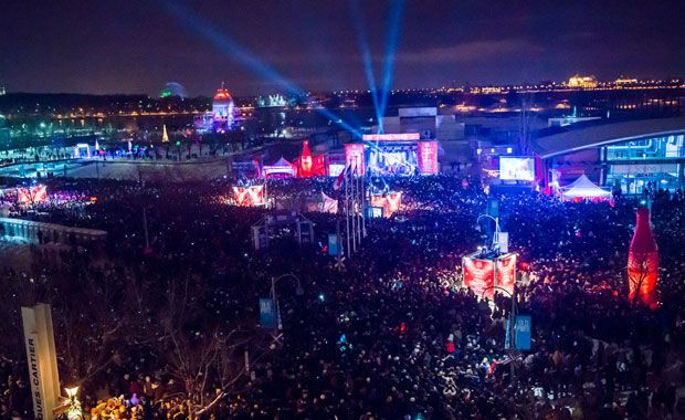 Montreal's Year-Long Birthday Celebration Ends in Spectacular Style - True North Living