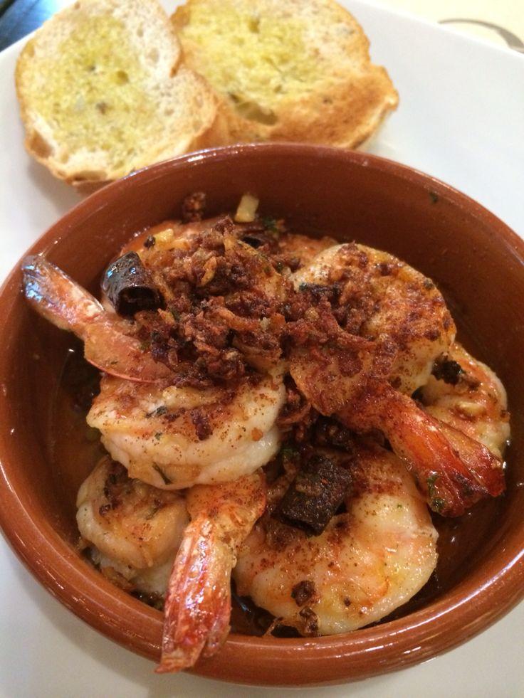 Jumba shrimps