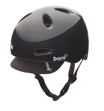 Bern Berkeley Summer Helmet with Visor