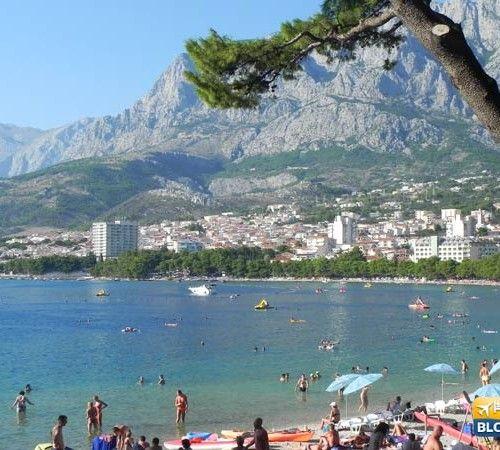 Spiagge di Makarska