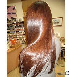 Волосы блестят и растут как на дрожжах