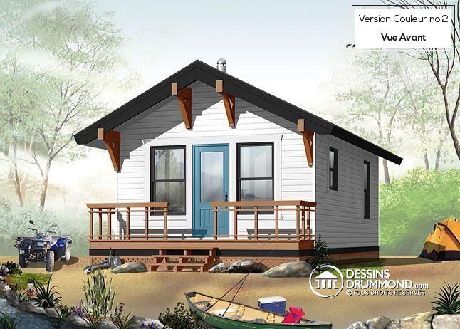 Assez 106 best Plan de maison économique images on Pinterest   Garage  WU06
