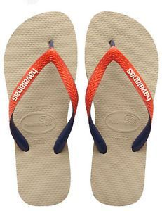 Havaianas Top Mix Sandy Grey Blue Beige