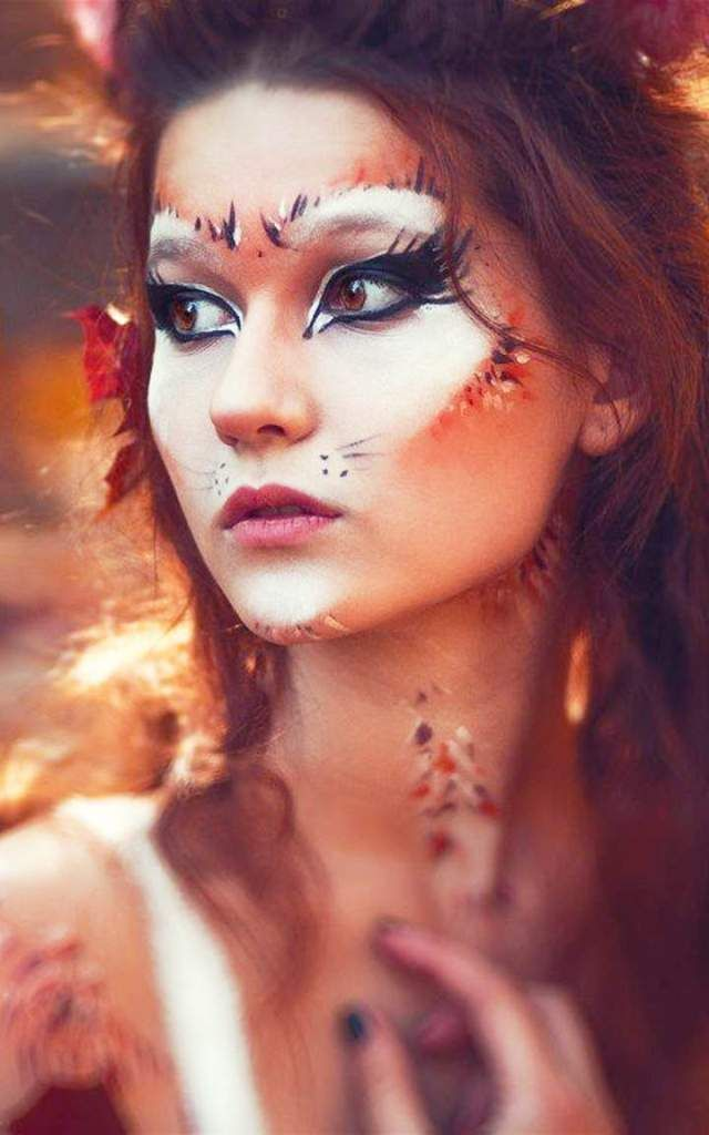 25 Mind-Blowing Makeup Ideas to Try for Halloween   Page 2