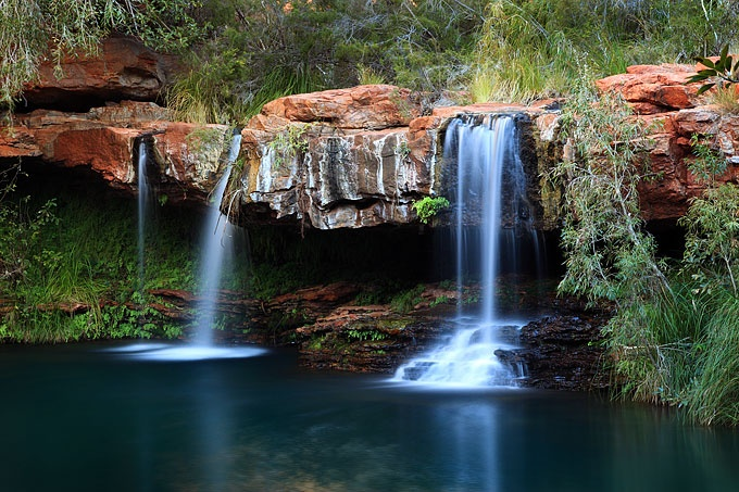 Scenery of Western Australia, photo by Paul Dowe.  This is what I aspire to.