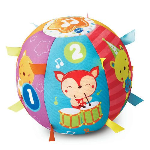 """VTech Lil Critters Roll & Discover Ball™ by VTech® - Vtech - Toys """"R"""" Us"""