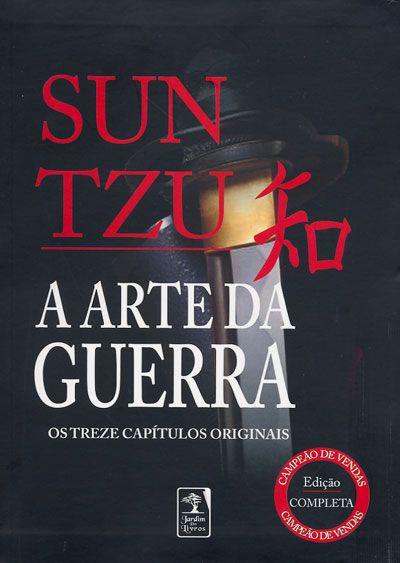 """""""A Arte da Guerra"""", de Sun Tzu"""