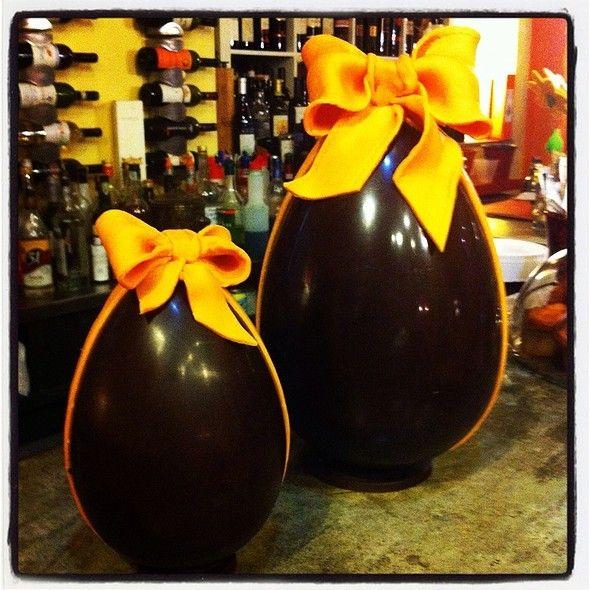 Uova Arancioni @ Al D. Caffè & Ristorante