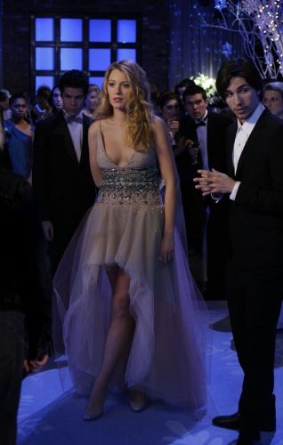 "Serena _ The Snowflake Ball. Season 2 Episode 12 ""It's a Wonderful Lie""."