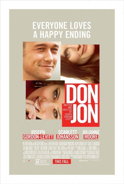 Nice poster to Joseph Gordon Levitt's upcoming directorial debut Don Jon.