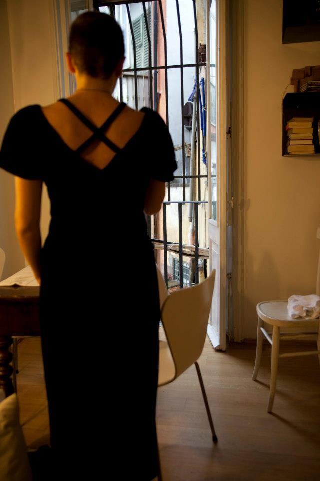 velvet blu navy maxi dress