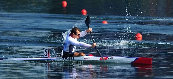 McKeever claims GB gold in canoe sprint | Team GB