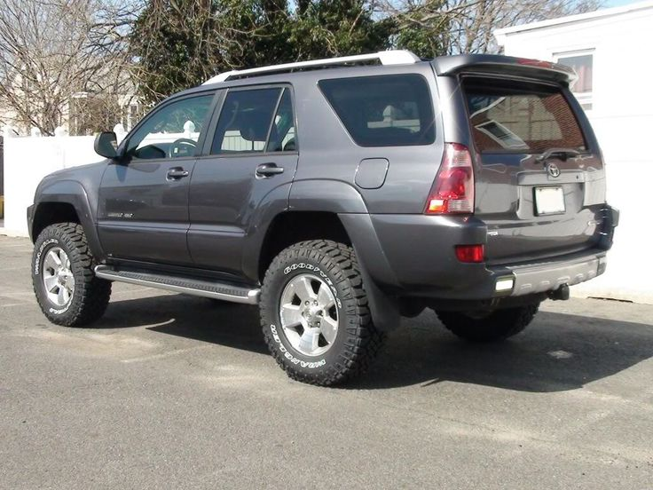 toyota 4 runner with big wheels | ... Post 'em Up! - Page ...