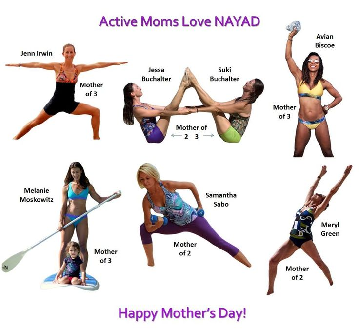 Looking for the perfect Mother's Day gift for your active mom? It doesn't get much better than a NAYAD Gift Certificate: http://www.nayadswimgym.com/Gift-Certificates.html