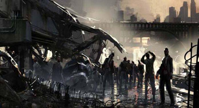 Apocalipsis Zombie Una Profecía Que Parece Sacada De Ciencia Ficción Apocalipsis Fotografía De Terror Fin Del Mundo Apocalipsis