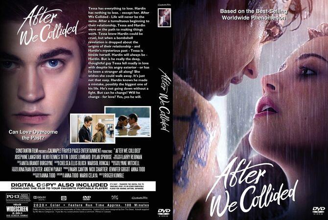 Képtalálatok a következőre: after we collied dvd cover