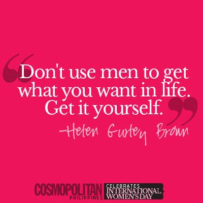 Quotes Every Woman Should Live By | Relationships - Better You | Cosmo.ph