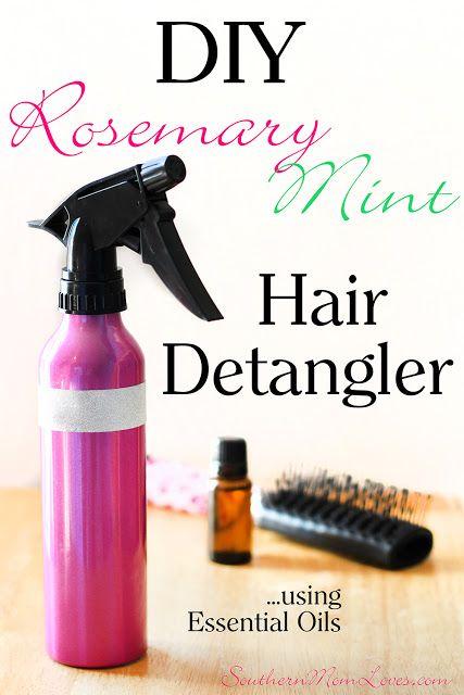 How To Make Homemade Detangler For Natural Hair