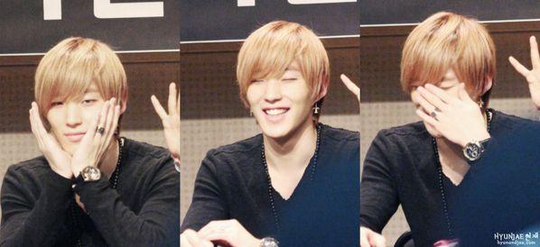140323 Jongup @ Yongin Fansign