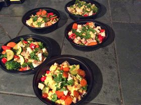 Diehl With It: 21 Day Fix Approved- Thai Coconut Curry Chicken