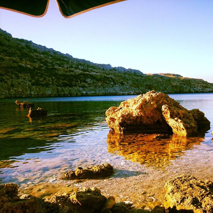 #September has come, are you ready for a late #summer #exotic #trip?   #AntonyQuinn #Bay just 12km from Kouros!