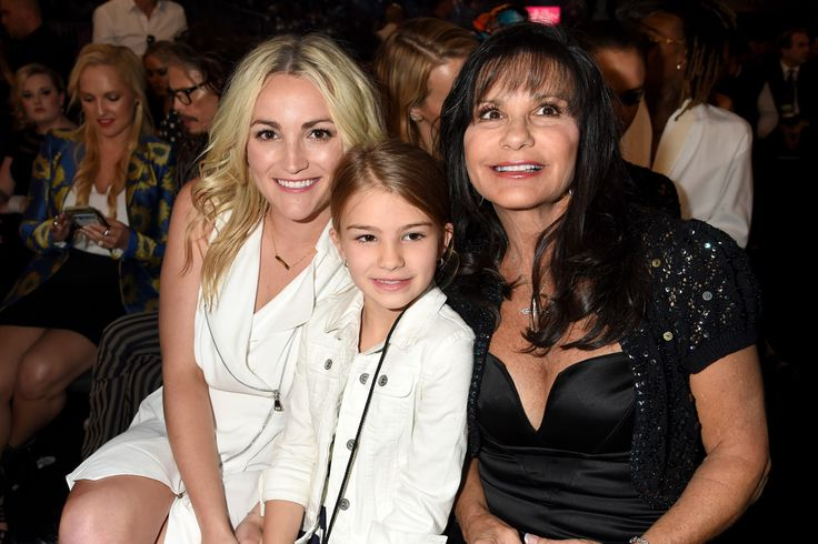 Jamie Lynn Spears' Daughter Maddie Looks So Grown Up at the Billboard Music Awards