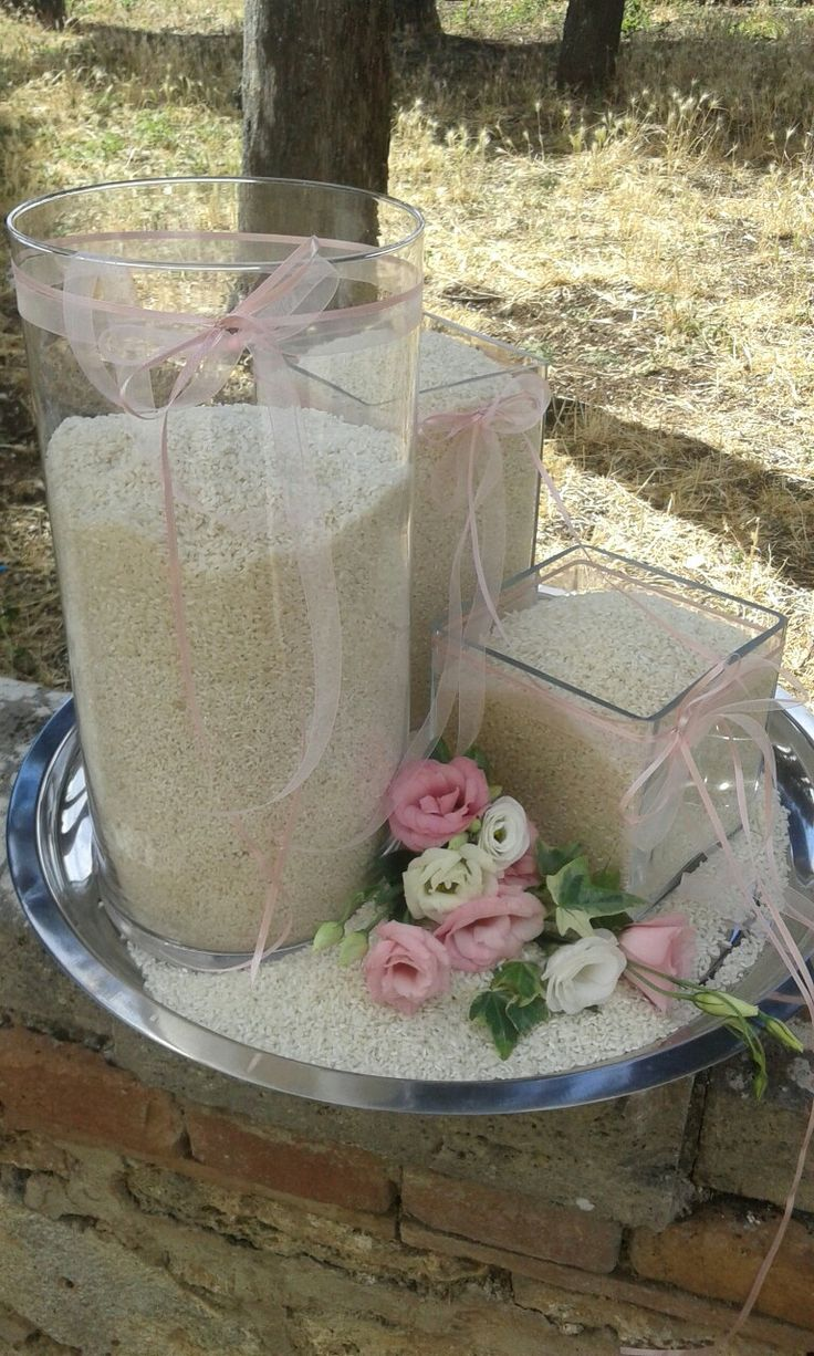 Rice for wedding