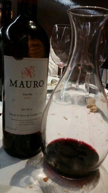Vino Mauro, cosecha 2011