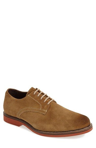 Nordstrom 'Carson' Buck Shoe (Men) available at #Nordstrom