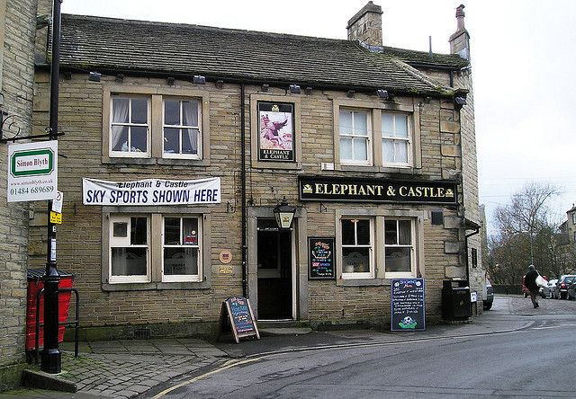 Elephant and Castle Holmfirth | Flickr - Photo Sharing!